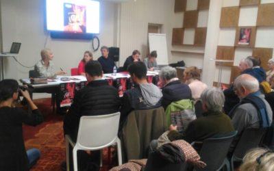 Conférence de presse du 6 novembre – Hôtel Ibis Styles – Albi