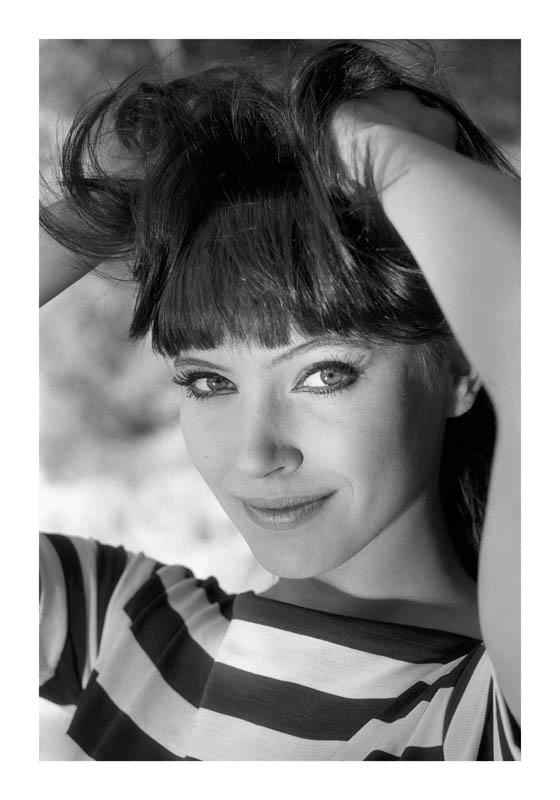 Anna Karina - Crédit photo Philippe R Doumic