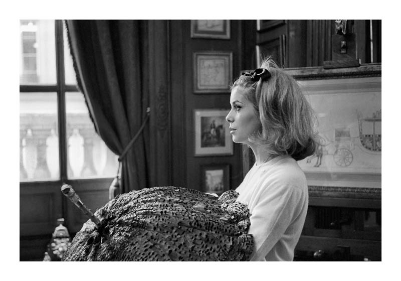 Catherine Deveuve - Crédit photo : Philippe R. Doumic